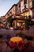 Italy, Lombardy, Lago di Como, Bellagio ...