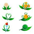 natural health icons