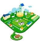 Milk Production Factory