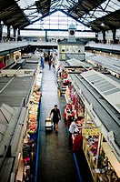 Mercado central  CARDIFF, Gales  Central Market  Wales.