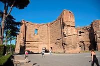 Terme di Caracalla, Rome, Lazio, Italy, Europe