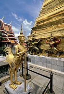 The Wat Phra Kaew Wat Phra Kaeo, Temple of the Emerald Buddha full official name Wat Phra Si Rattana Satsadaram, is regarded as the most sacred Buddhi...