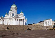 Helsinki, Finland  Helsinki Cathedral is an Evangelical Lutheran cathedral of the Diocese of Helsinki, located in the centre of Helsinki, Finland  The...