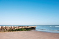 Beach of Breskens