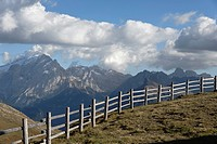 Marmolada, Dolomites, South Tyrol, Italy, Europe