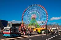 big wheel, ferris wheel