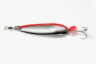 Silver Fishing Lure
