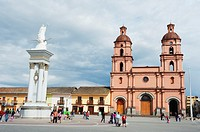 Cathedral, Ipiales, Colombia, South America