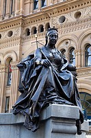 Queen Victoria Building, Central Business District, Sydney, New South Wales, Australia, Pacific