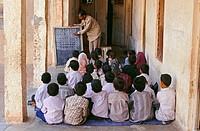 Arithmetic class in India