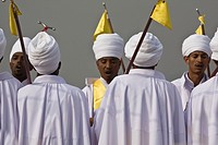 2009 Timkat, the Orthodox Epiphany, celebrations in Addis Abeba, Ethiopia