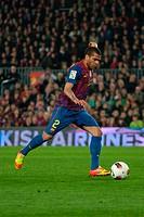 F C  Barcelona -Sporting de Gijon, Camp Nou, Barcelona, Spain