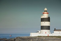 the hook lighthouse, hook head county wexford ireland