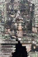 Cambodia, Siem Reap Province, Angkor temple complex, listed as World Heritage by UNESCO, the walled city of Angkor Thom the Great Angkor or the Great ...
