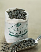 Green lentils from The Puy