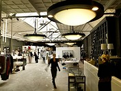 Netherlands, Amsterdam, feature: Amsterdam, Twenty Thousand Leagues Under the Sea, SPRMRKT hangar, concept store