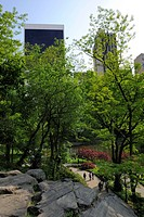 United States, New York, Manhattan, Central Park