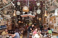 Israel, Tel Aviv, Jaffa, Dr Shakshuka Libyan Restaurant