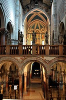 Italy, Veneto, Verona, listed as World Heritage by UNESCO, Basilica of San Zeno