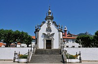 Portugal, Minho region, Viana do Castelo, historic village
