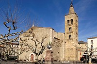 Saint Pierre, Prades, Languedoc Roussillon, Pyrenees Orientales, France