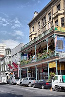 Cape Town´s Long Street