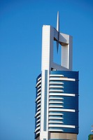 Sheik Zayed Avenue, Satwa district, Dubai City, Dubai, United Arab Emirates, Middle East.
