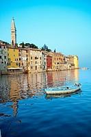 Rovinj, Istria, Croatia.