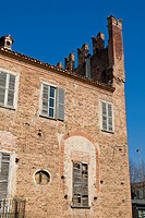 Belgioioso castle, Belgioioso, Lombardy, Italy