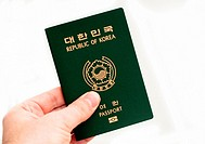 South Korean passport