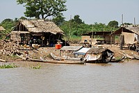 Mekong River, Cambodia.