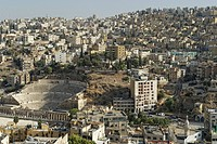 Amman, the capital of the Hashemite Kingdom of Jordan, Middle East, Asia