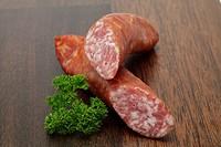 Mettwurst smoked sausage
