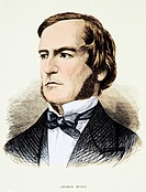 George Boole 1815_1864 was an English mathematician. A largely self_taught schoolteacher who eventually became a professor of mathematics at Queen´s C...