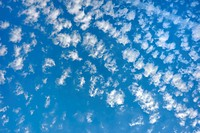 Cloudscape _ only sky and clouds