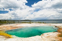 Abyss Pool, Yellowstone National Park