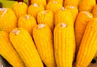 Corn boiling