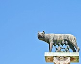 Romulus and Remus are Rome´s twin founders in its traditional foundation myth