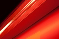 Close-up abstract of slanted red shape (thumbnail)
