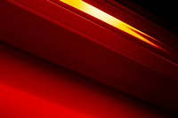 Close_up abstract of slanted red shape