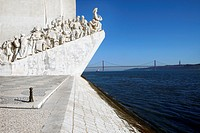 Monument to the discoveries Padrao dos Descobrimentos Lisbon, Portugal