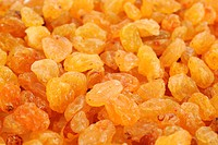 Background image of delicious raisins