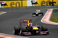 Mark Weber AUS, Red Bull Racing, MP4_26