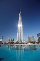 Burj Khalifa, Dubai, United Arab Emirates  UAE