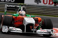 Paul di Resta GBR Force India VJM04