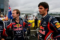 Mark Webber AUS, Red Bull Racing, RB7