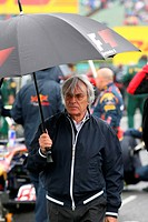 Bernie Ecclestone GBR, President and CEO of Formula One Management
