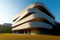 Building, Basque Culinary Center, Faculty of Gastronomic Sciences and a Centre for Research and Innovation in Food and Gastronomy, Mondragon Universit...