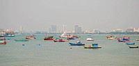 view of Pattaya City, Thailand
