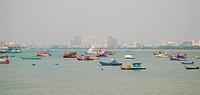 view of Pattaya City, Thailand